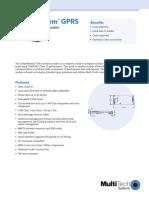 SocketModem GPRS, Embedded Wireless Modem