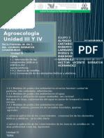 Unidad III TEMA Interrelacion de Factorer
