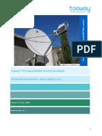 Tooway KU-band Satellite Terminal Handbook 2009
