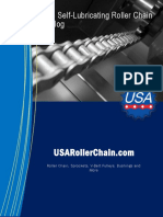 2019 Self Lubricating Roller and Conveyor Chain Catalog