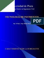 IV_Caracteristicas de La Subrasante y Mat Para Pavimentos (Lima)