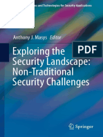 [Advanced Sciences and Technologies for Security Applications] Anthony J. Masys (Eds.) - Exploring the Security Landscape_ Non-Traditional Security Challenges (2016, Springer International Publishing)