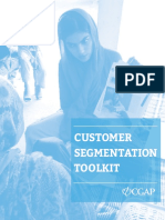 Customer Segmentation Toolkit
