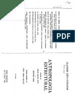 LÉVI-STRAUSS, C. A estrutura dos mitos in Antropologia estrutural.pdf
