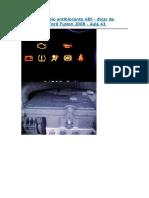 Sistema de Freio Antiblocante ABS
