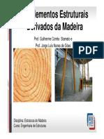 Elementos Estruturais Derivados Da Madeira