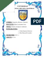 COMPILACION DE MITOS Y LEYENDAS