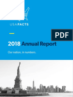 USA Facts Report 2018