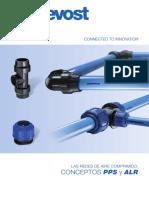 Especificaciones de llaves y tuberia PREVOST.pdf