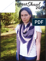 Free Pattern - Fibre Fest Shawl