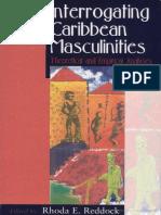 [Rhoda E. Reddock] Interrogating Caribbean Masculi(Book4You)
