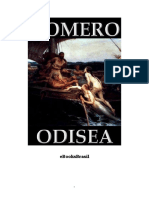 Homero Odisseia