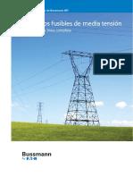 Manual Cartuchos Media Tensión