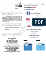 Simulado Atualidades Rodolfo Gracioli 1