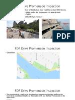 FDR Drive Promenade Inspection