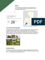 Clima de Suchitepéquez