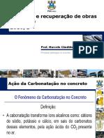 Aula Carbonatação