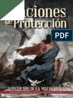 Folleto Oraciones Proteccion 2018