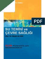 Su Temini ve Çevre Sağlığı Ders Notları İstanbul Üniversitesi