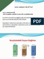 Su Temini Ve Çevre Sağlığı 1. ve 2. Bölüm