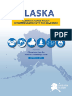 Alaska Climate Policy Recommendations