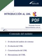 1 - IntroducciónUML