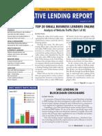 The Alternative Lending Report 08.03.17 iFunding Fraud Story