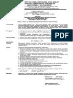 SK Distribusi Pembimbing PKL