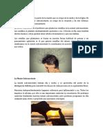 La Mente Consiente - Subconciente - Mente Inconciente - 2018