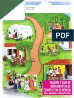 Manual y Caja de Herramientas de Perspectiva de Género Para Talleres Comunitarios
