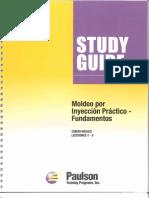 Guía de Estudio - Moldeo Por Inyección Práctico - Fundamentos