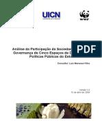 Analise Participacao da Sociedade Civil em Espacos de Politicas  Publicas no Acre v3 15abr08 Luis Meneses.pdf