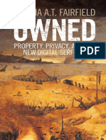 Fairfield - Owner Property Privacy and the New Digital Serfdom