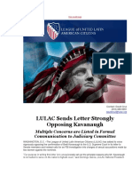 LULAC Sends Letter Strongly Opposing Kavanaugh.pdf