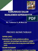 185407961-Komunikasi-Dalam-Manajemen-Keperawatan.ppt