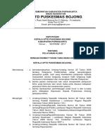 Bojong.7.1.1.1.Sk Payung Pelayanan Klinis