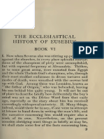 The Ecclesiastical History of Eusebius Vol II