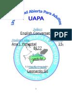 Ana J. Pimentel ACT. IV