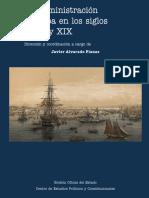 LA ADMINISTRACIÓN DE CUBA EN LOS SIGLOS XVIII Y XIX.pdf