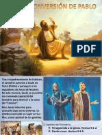 Conversión de Pablo