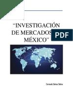 Investigación de Mercados en México