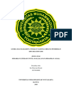 EDUCREATION IkaOktavianiRisanti UniversitasMuhammadiyahYogyakarta SebarkanLiterasiuntukAnakJalanan(Serasikan Anjal)