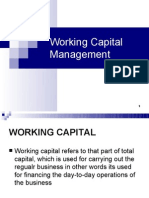 Working Capital Managemnt Module 1 Afm