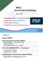 [AULA 05] VoIP e MPLS