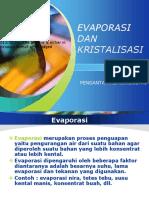 11. PA Evaporasi