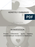 23.1 Hepatitis y Embarazo