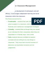 brunswick edm435 summary handout
