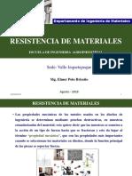 1. Introduccion - Resis. de Mat. en La Agro.