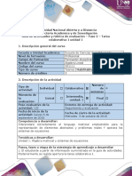 Guía de actividades y rúbrica de evaluación - Fase 2 - Tarea colaborativa 1.pdf