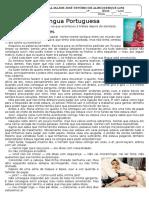 Teste de leitura sobre Malala